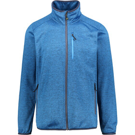 Meru Alimos Stretch Fleece Jacket Men directoire blue